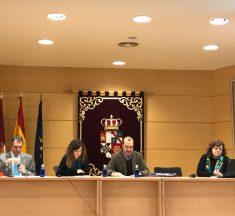 El Grupo de Arte Urbano del GE-IIC, en las jornadas de estudio de la asociación literaria para la defensa del derecho de autor ALADDA