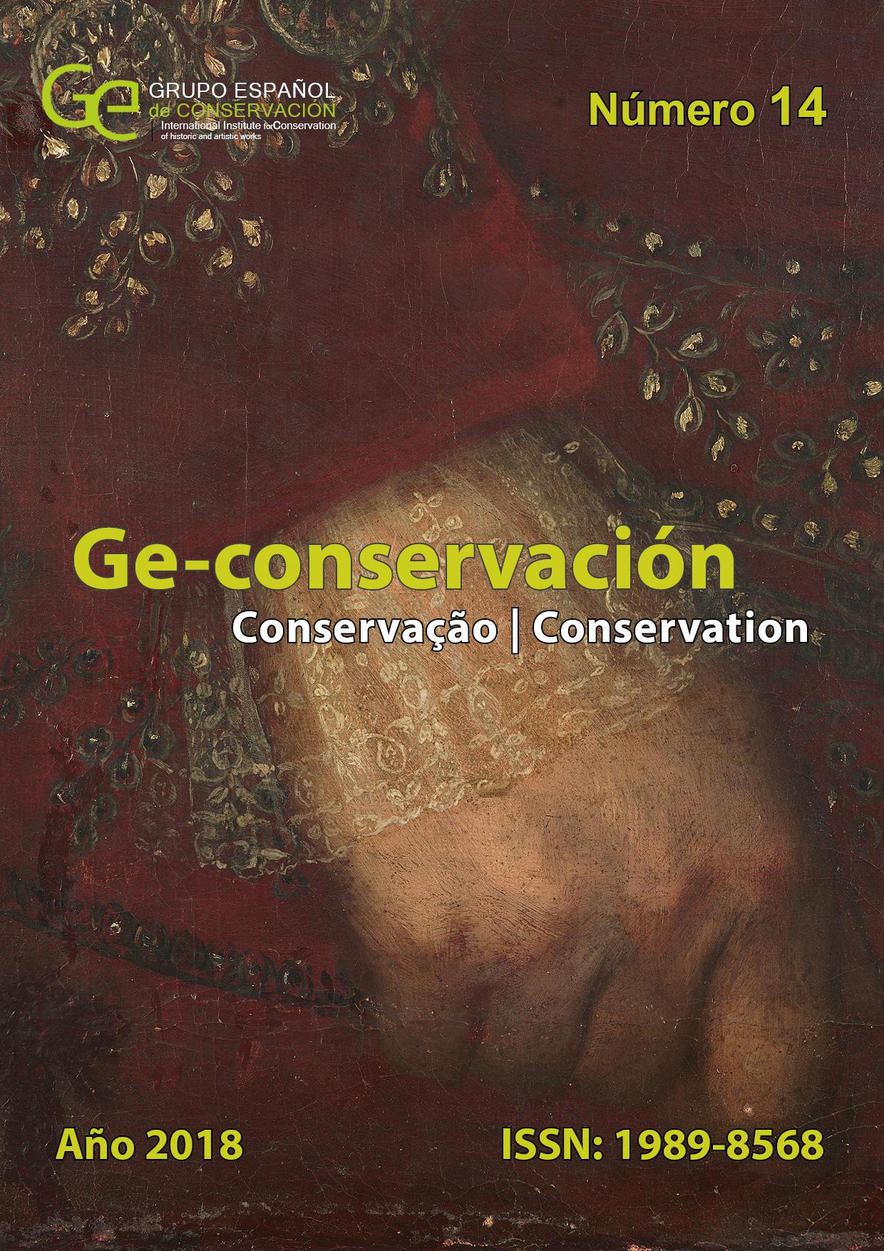 Ge-conservación - 10 - 2016