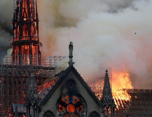 Reflexión sobre el incendio de la catedral de Notre Dame de París