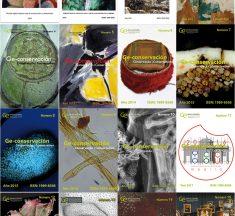 10º aniversario de Revista GE-conservación y entrega de premios GEIIC 2019