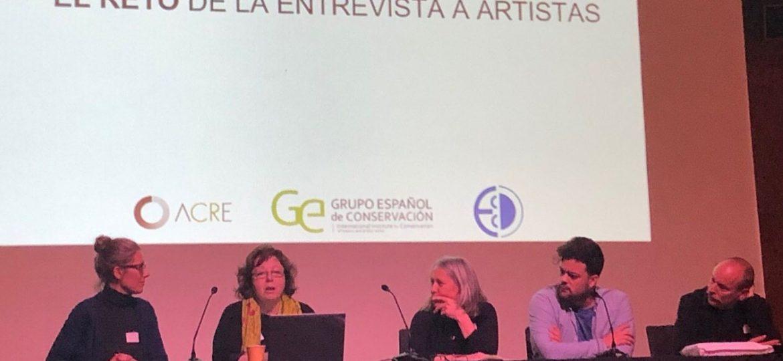 MESA REDONDA. Elena García Gayo2