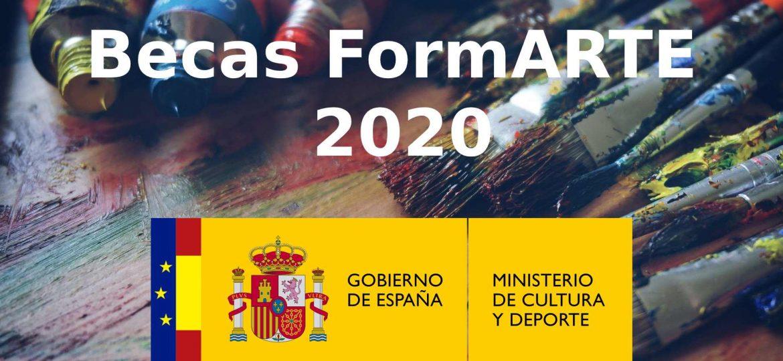 Becas FormArte 2020