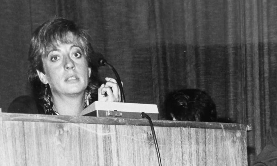 Pilar Borrego Congr IIC Madrid 1992